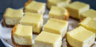 Cheesecake facile au cookeo