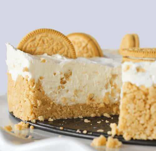 Cheesecake oreo et fromage à la crème 1