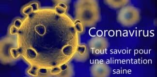 Coronavirus : tout savoir pour une alimentation saine