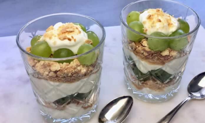 Dessert mascarpone au thermomix