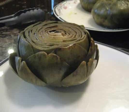 Comment cuire les artichauts au cookeo