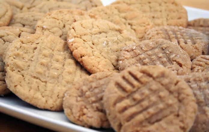 Cookies vanille nature