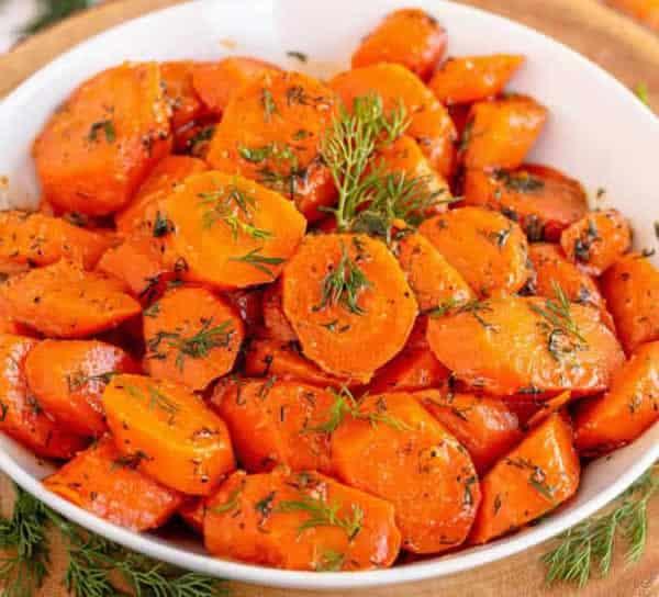 Recette carotte accompagnement