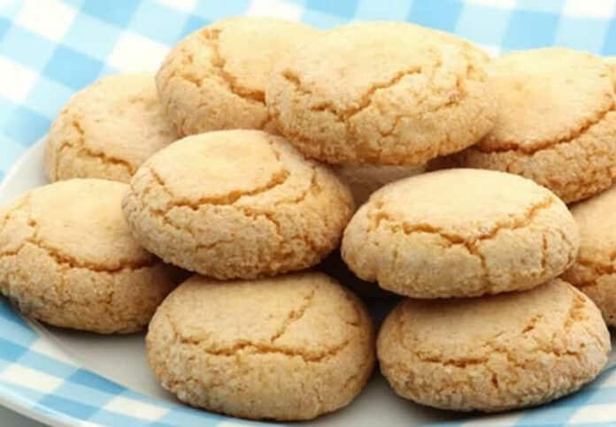 Amaretti - biscuit italien