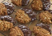 Biscuit avoine coco et chocolat