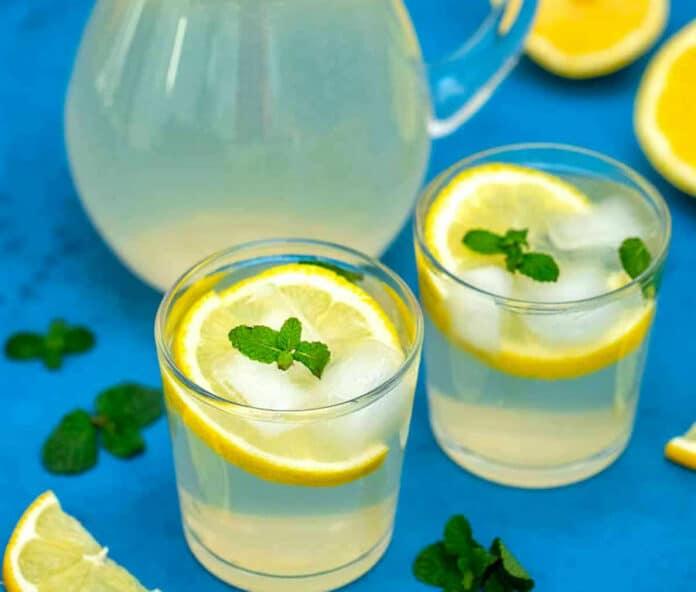 Citronnade parfaite au thermomix
