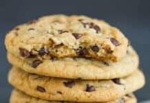 Cookies légers au chocolat
