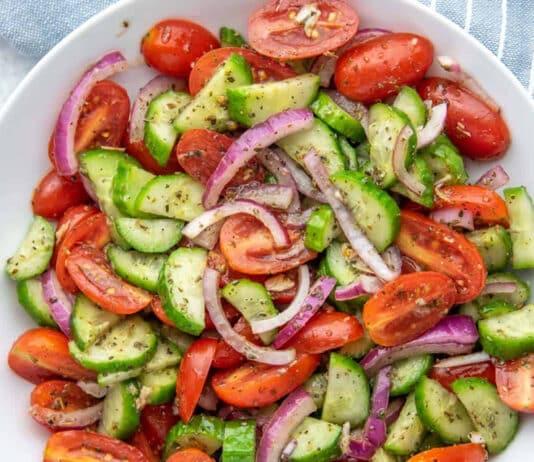 Les salades minceur pour perdre du poids