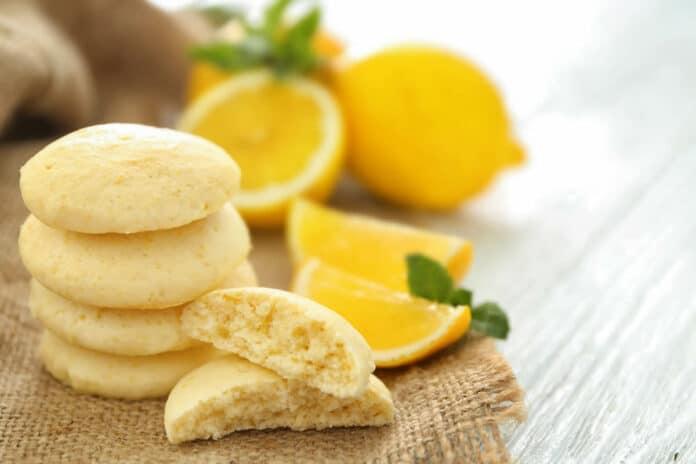 Meilleur biscuit citron