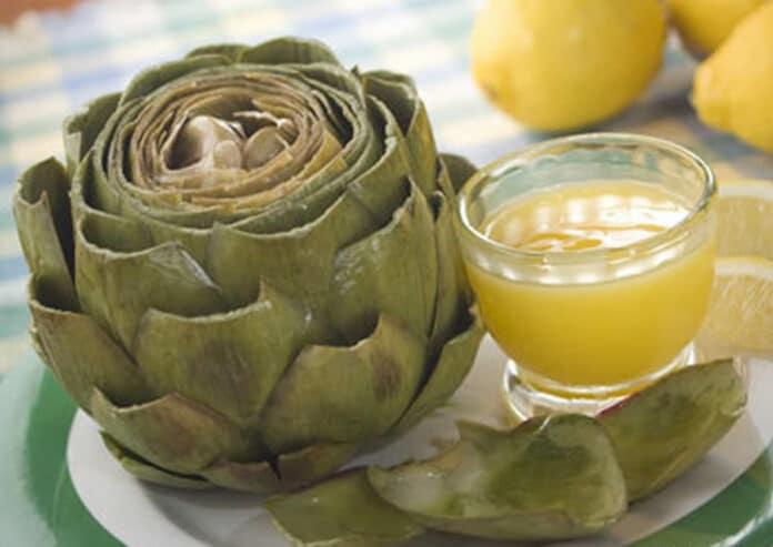 Sauce au beurre et citron