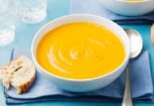 Soupe pour maigrir du ventre