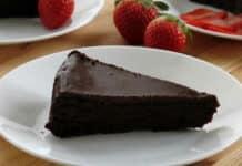 Gâteau au chocolat gourmand au thermomix