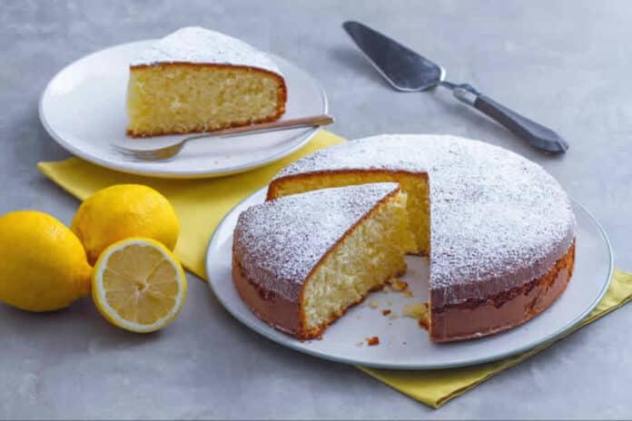 Gâteau au citron facile au thermomix