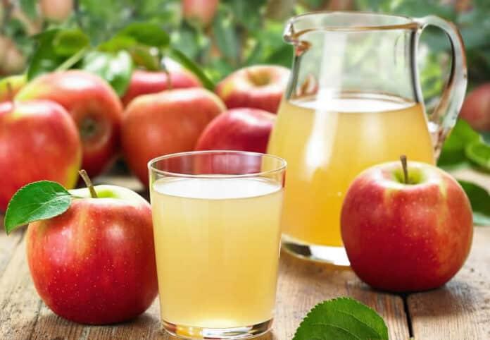 Jus de pommes au thermomix
