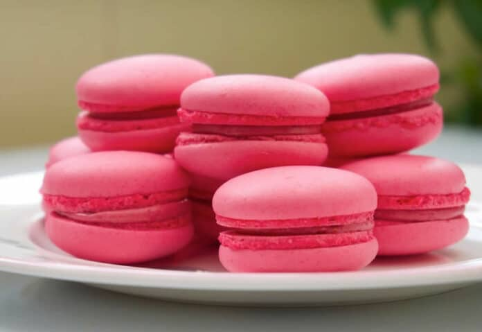 Macarons faciles et Inratables au thermomix
