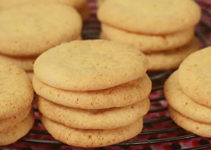 Meilleur biscuit sablé à la vanille