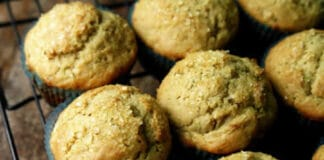 Muffins courgettes ultra moelleux