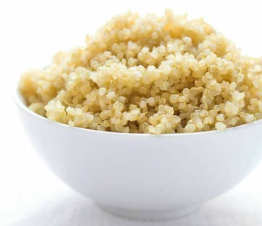 Quinoa cuisson parfaite
