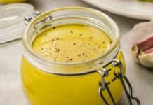Vinaigrette à la moutarde et au citron