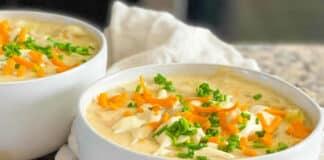idée de soupe minceur