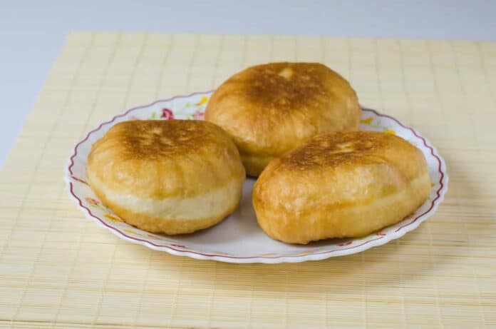 Belyashi - Peremech le beignet russe