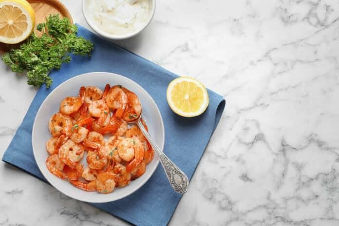 Comment faire cuire les crevettes