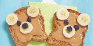 Pain à la banane - banana bread