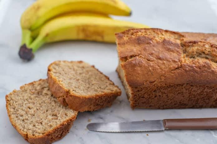 Banana bread au thermomix