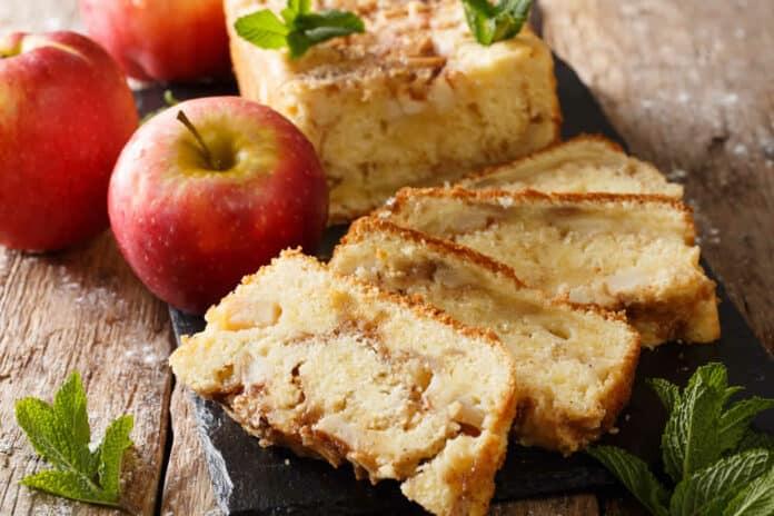 Gâteau aux pommes facile au thermomix