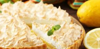 La tarte au citron meringuée facile
