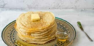 Baghrir ou la crêpe marocaine au thermomix