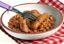 Cassoulet à la saucisse au cookeo