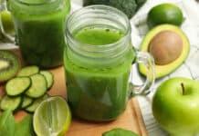 Comment faire le green detox smoothie