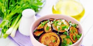 Cuisiner les aubergines à la poêle