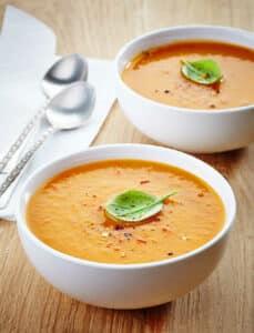 soupe au citrouille au thermomix