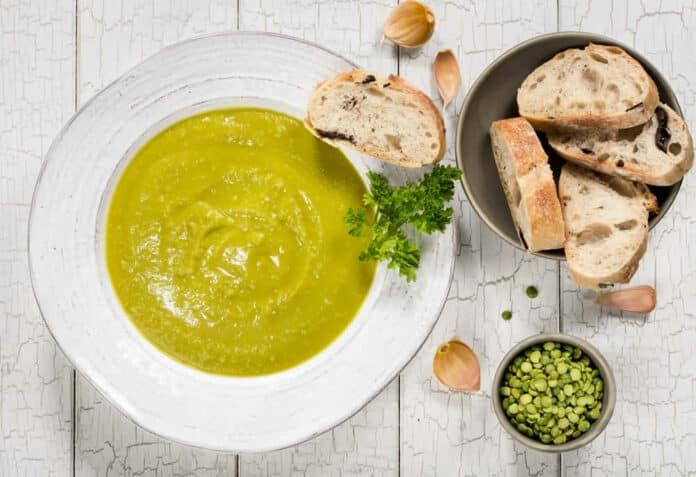 soupes et potages d'automne au thermomix
