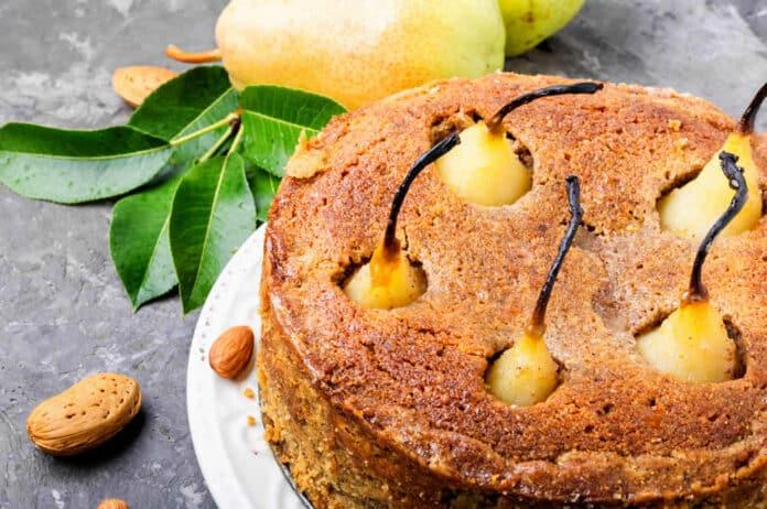 Meilleur gâteau aux poires et yaourt